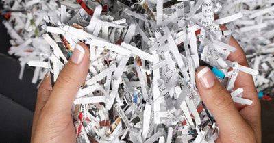 Paper and Document Shredding