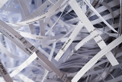 Document Shredding Paper Shredding
